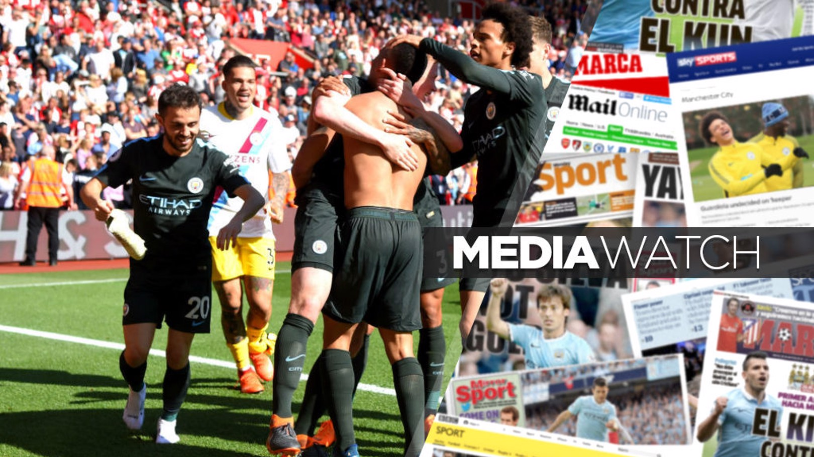 CENTURIONS: City have left the press purring this morning