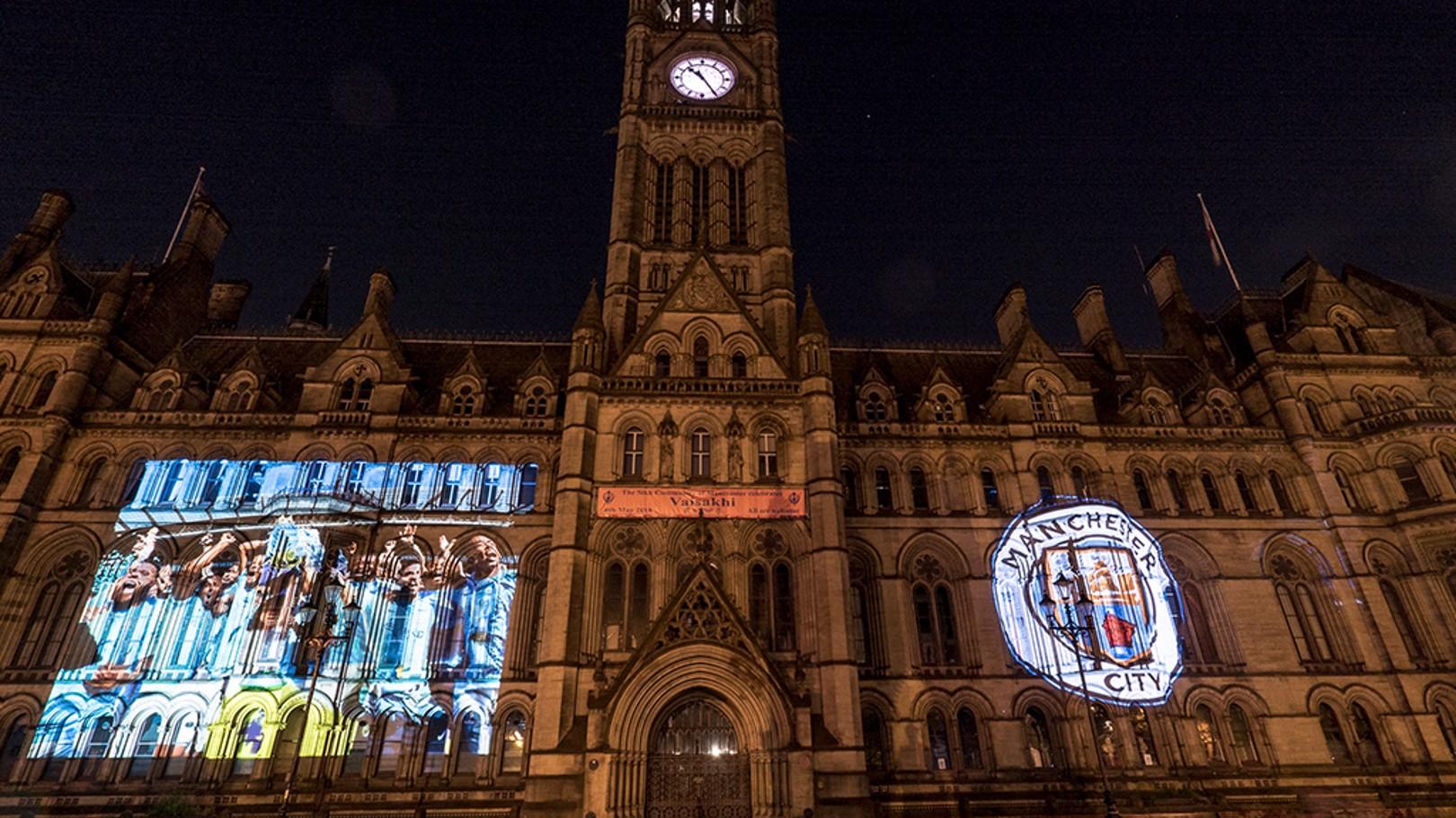 Man City sinari dunia