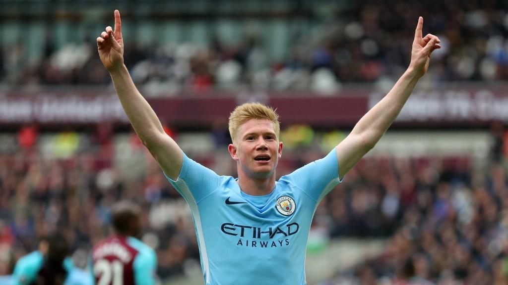 Image result for Kevin de Bruyne-Manchester City