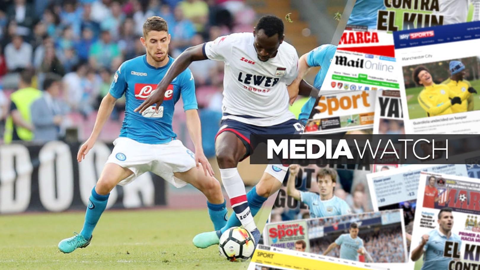 MEDIA WATCHㅣ에당 아자르, 조르지뉴 그리고 리야드 마레즈