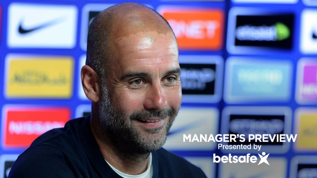 PREVIEW: Pep's press conference...