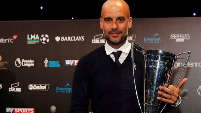 PEP: LMA Award winner