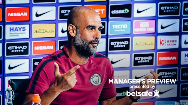 MATCH FOCUS: Pep Guardiola