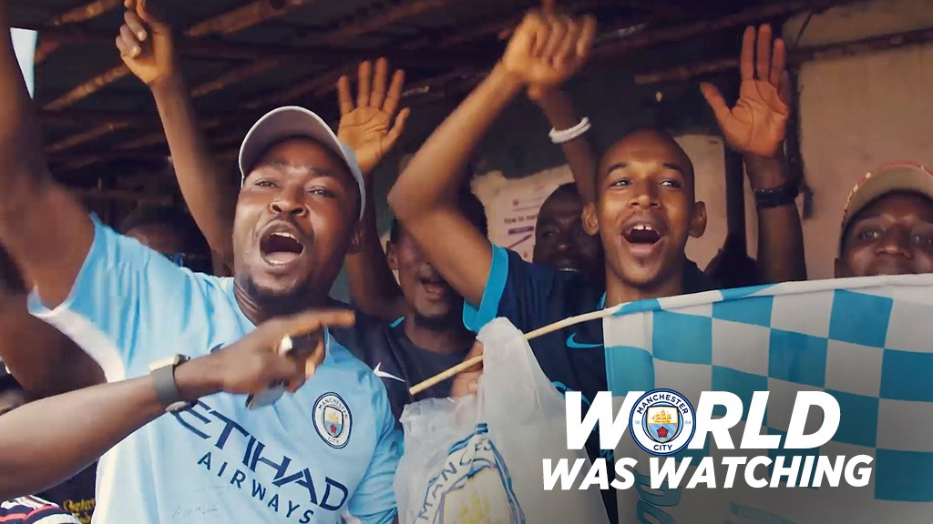 THE WORLD WAS WATCHING: A season summary celebrating City's unprecedented success from all corners of the globe...
