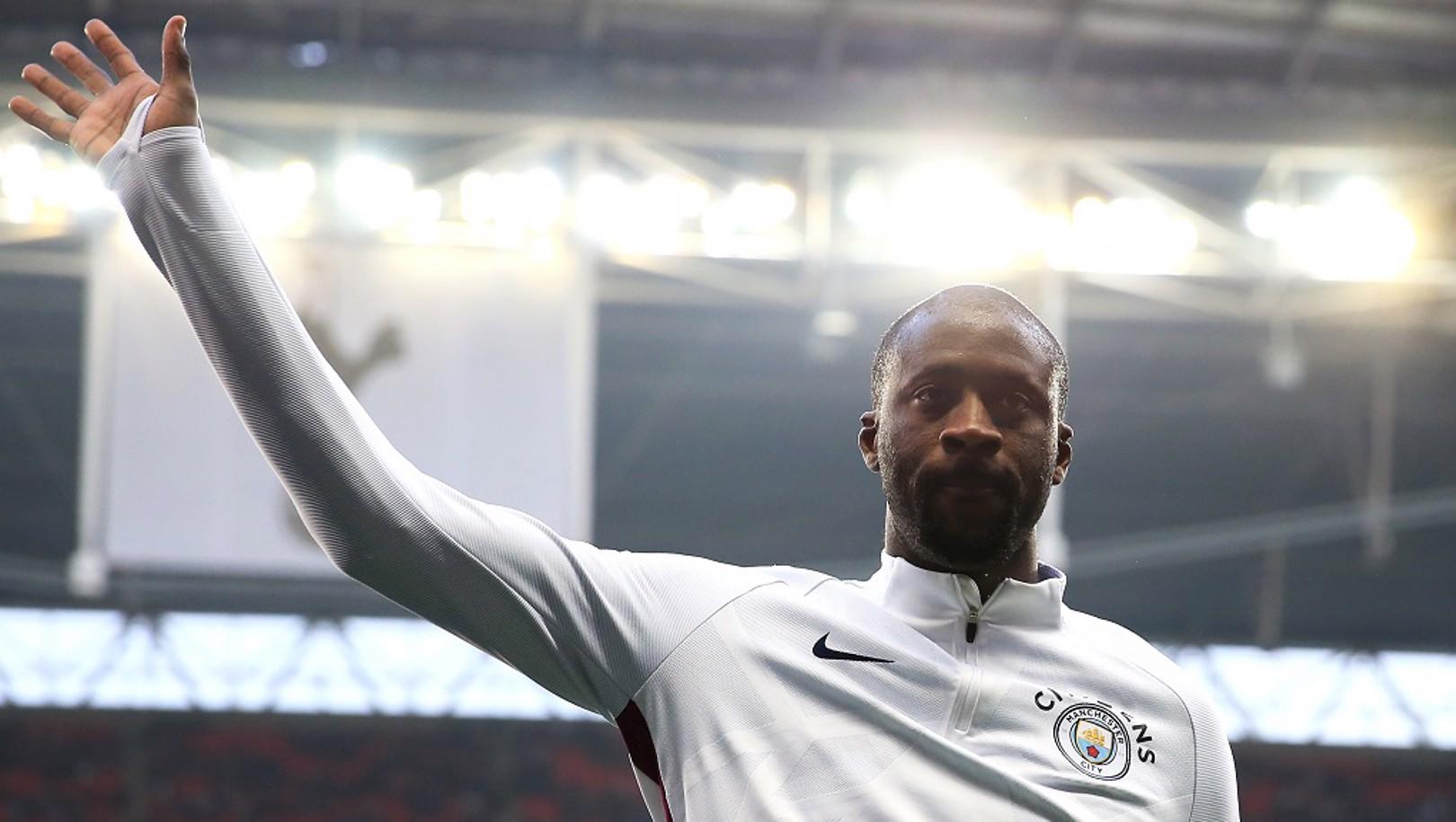 Club legend Yaya Toure to leave City