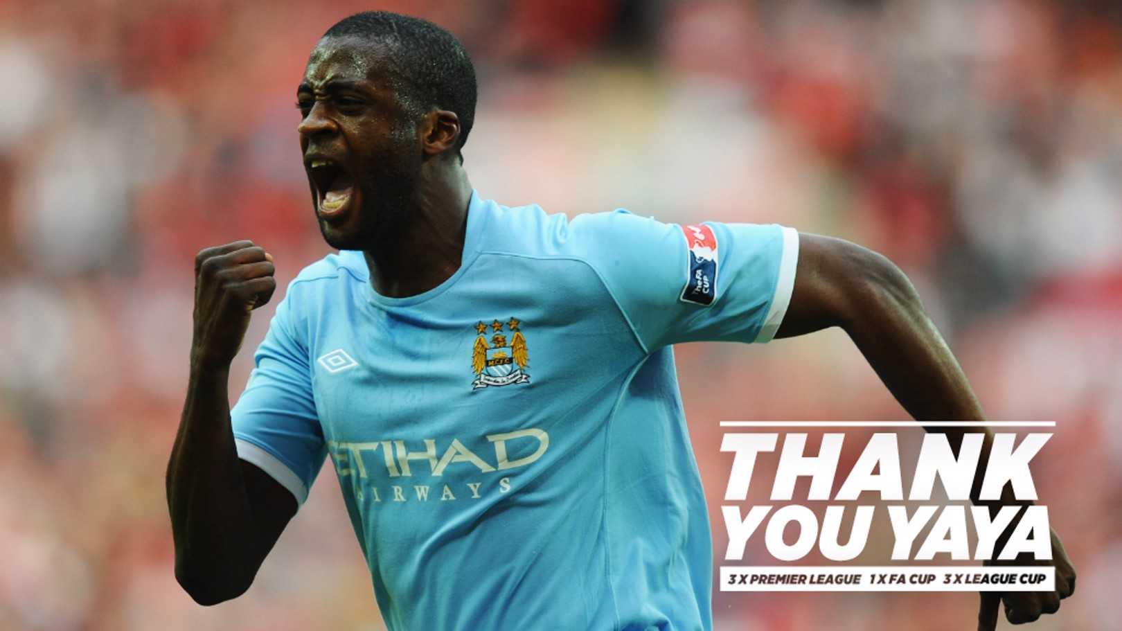 THANK YOU YAYA: In recognition of Yaya Toure's incredible achievements for City, our journalists pick their favourite of the Ivorian's magic moments...