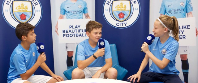 new concept 2ccba 36ad8 Manchester City FC   Manchester City Football Schools