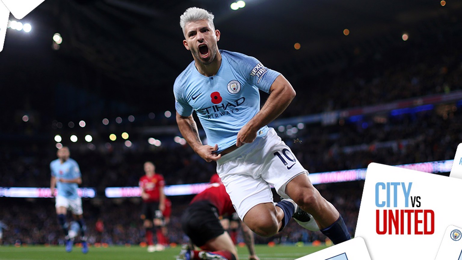 Dominant City win Manchester derby