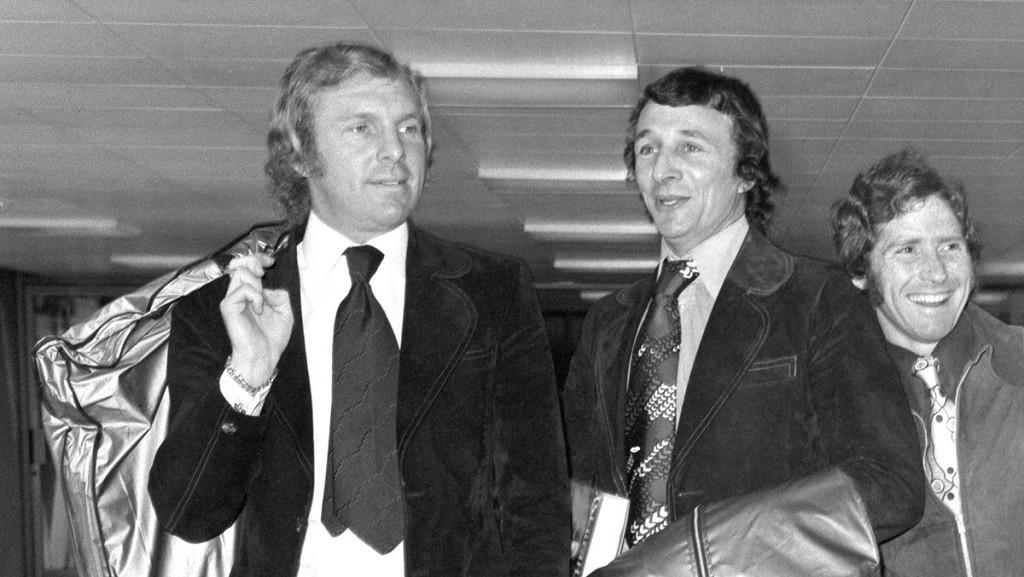 MID-1970s: Bobby and Buzzer