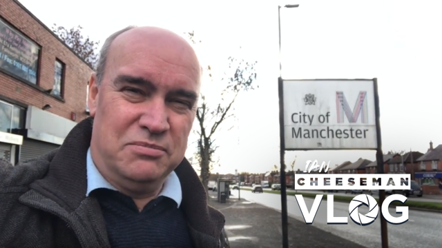 VLOG: Ian Cheeseman brings us the sights and sounds of a glorious derby day.