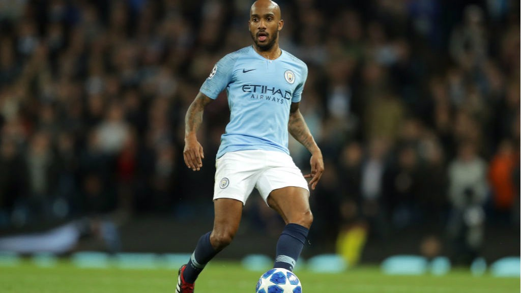 BEST FOOT FORWARD: Fabian Delph has emerged as a key figure for both club and country