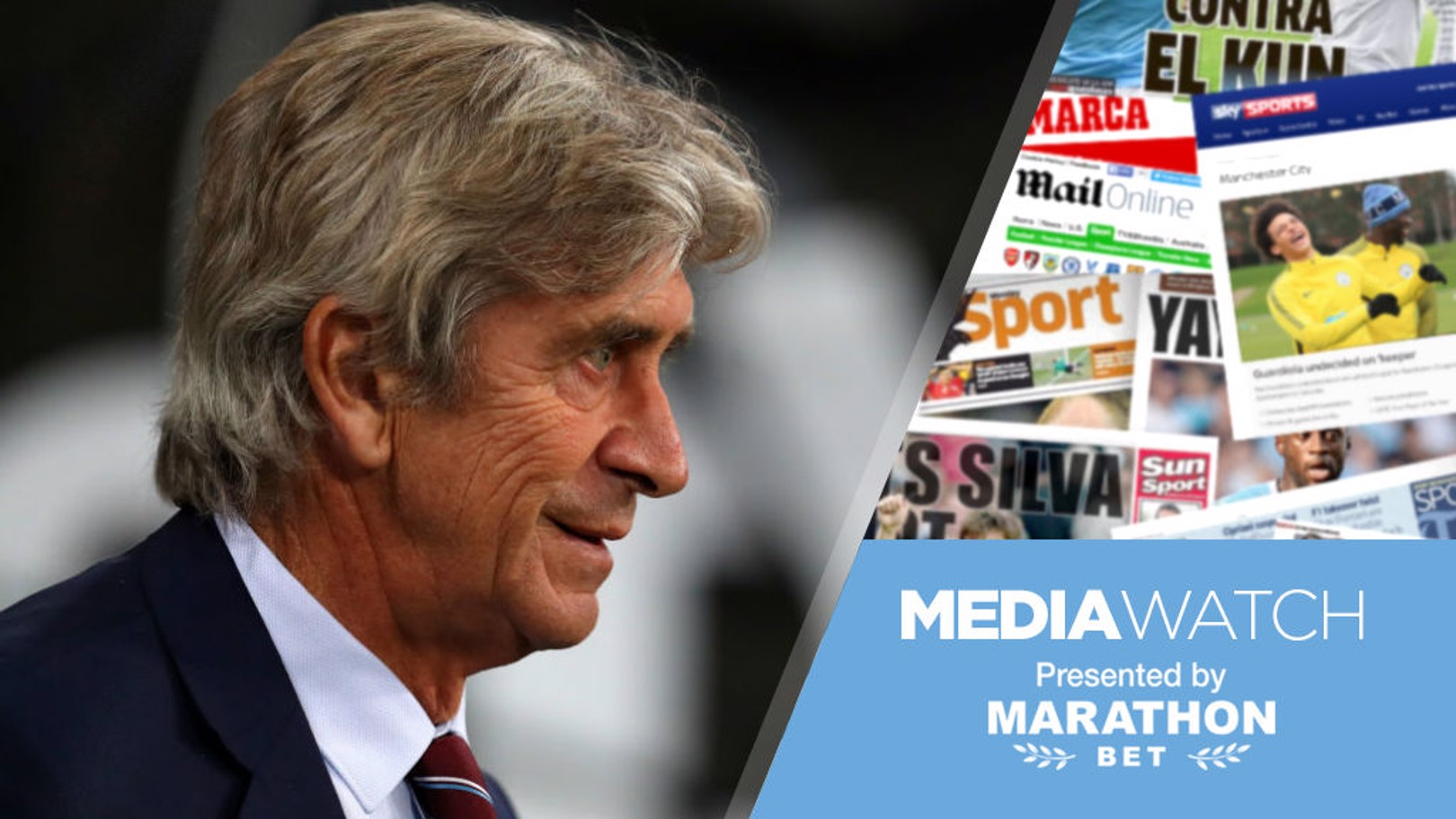 MEDIA WATCH: Former Blues boss Pellegrini says his side will attack