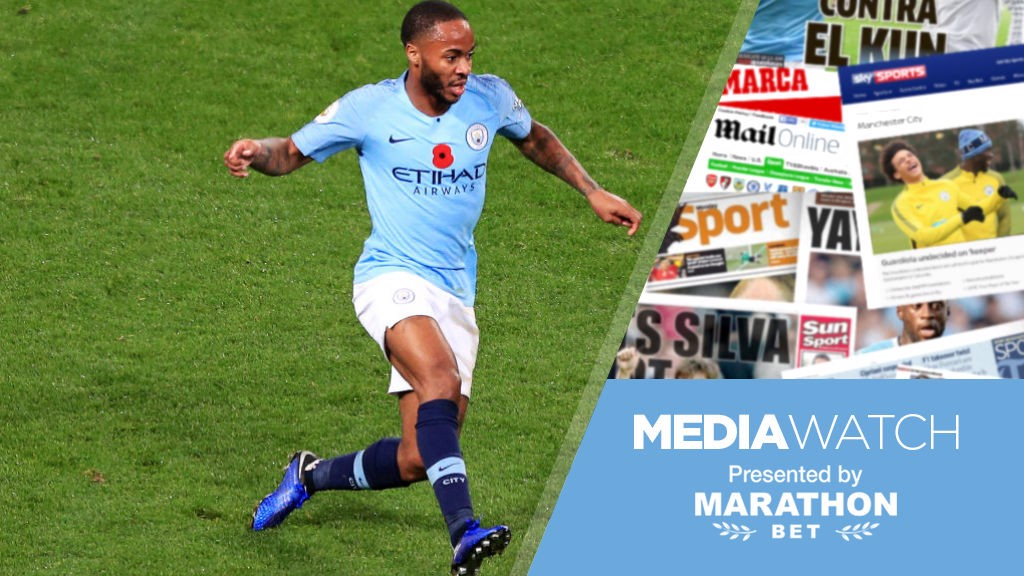 MEDIA WATCH:  Your Sunday round-up!
