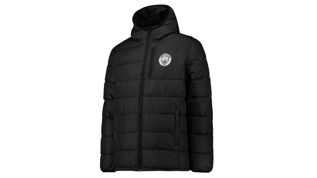 Core Padded Jacket - Black - Mens