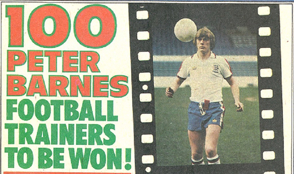 ROY OF THE ROVERS: Front cover from 1978 - priced 8p!
