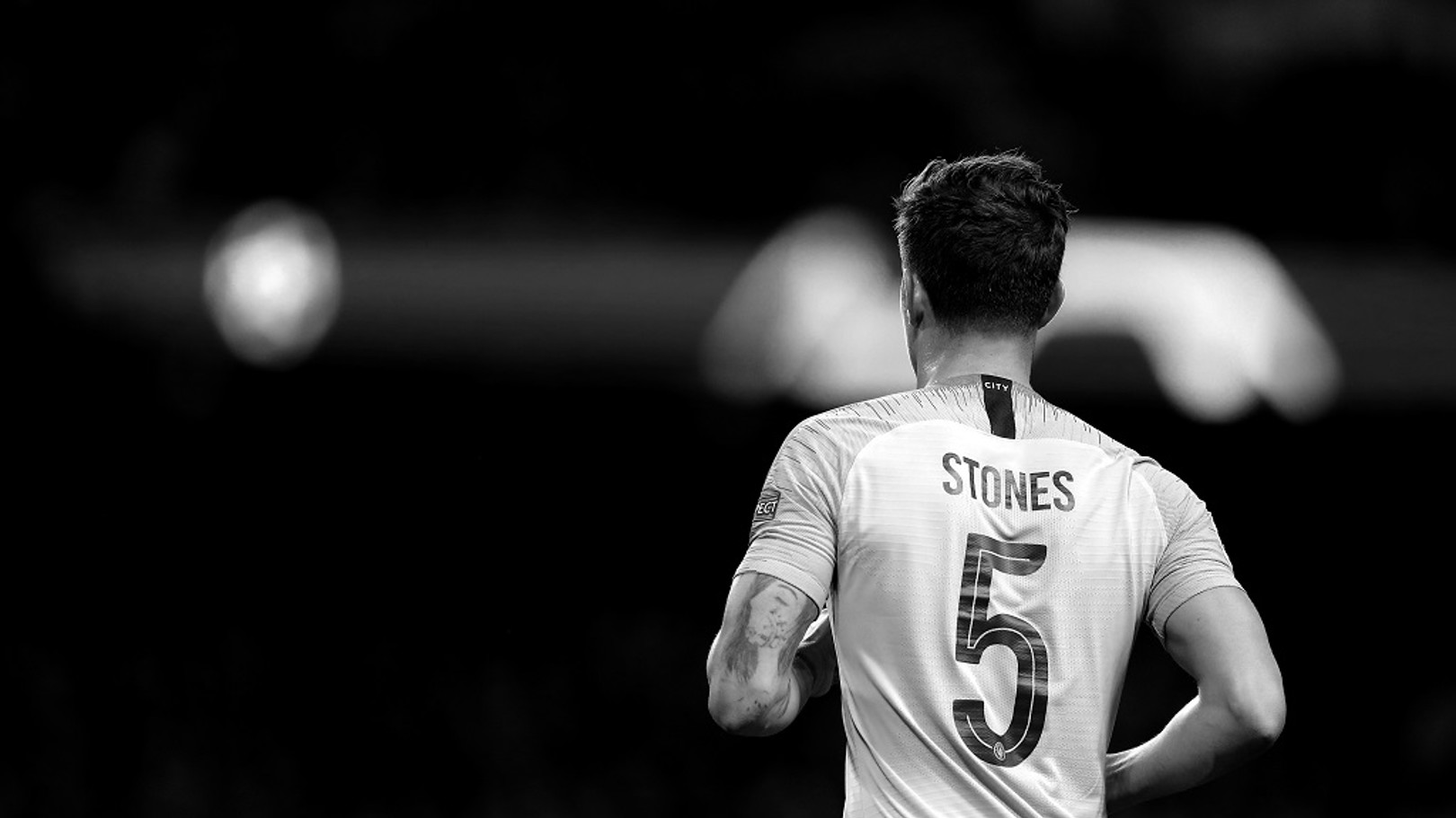 CLASS ACT: Can John Stones follow in the great Bobby Moore's footsteps?