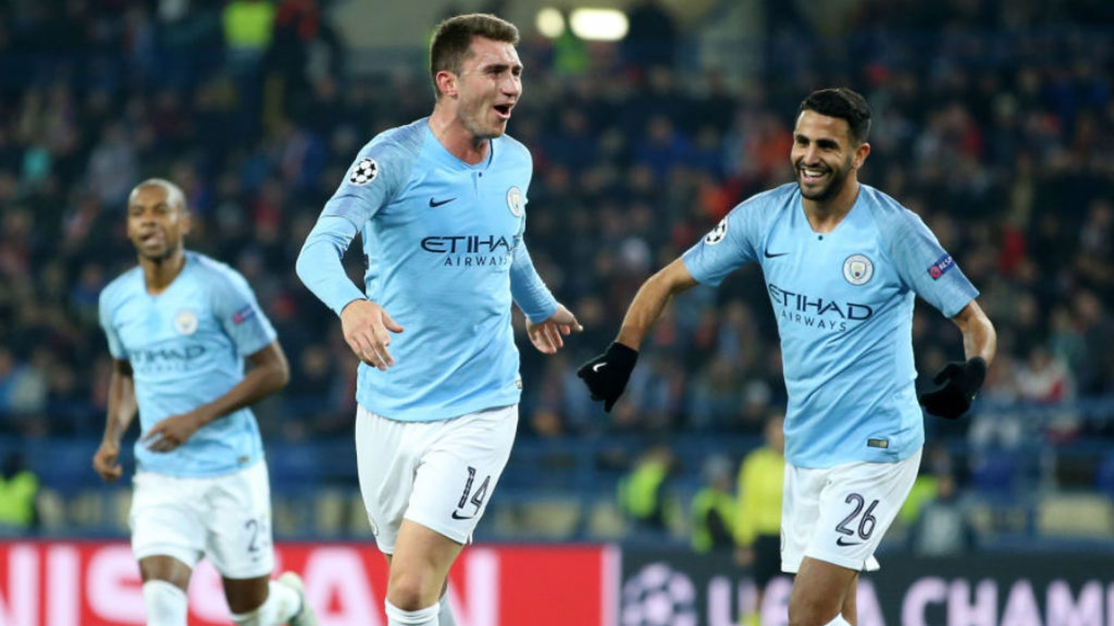 Talking Points: City eye Magnificent Seven
