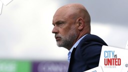 UWE ROSLER: City legend backing Blues