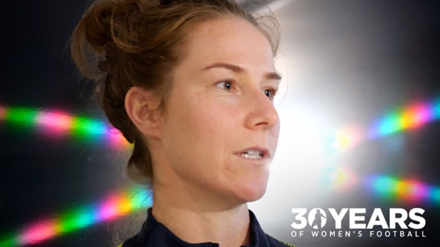 30 YEARS: The latest in our celebration of 30 years of women's football at Manchester City