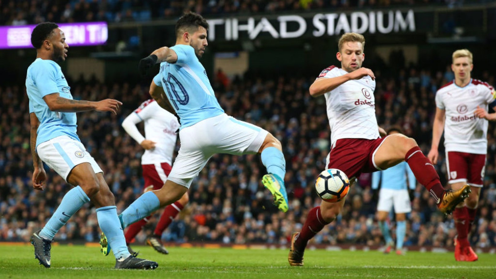 City vs Burnley : Les matches dans le match
