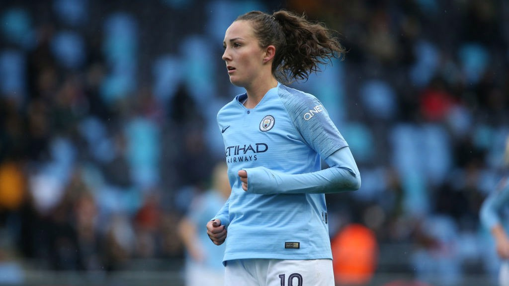 PREVIEW: Caroline Weir looks ahead to City's FA WSL clash against Brighton.