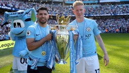 BALLON D'OR: Sergio and KDB are both up for this year's prestigious award