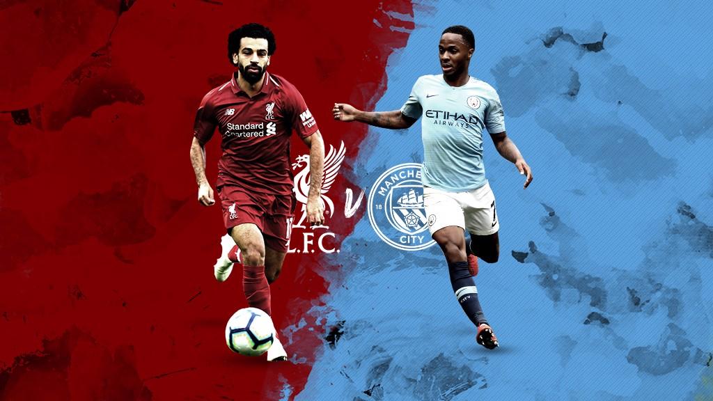 Liverpool v Man City: Atualização da equipe!