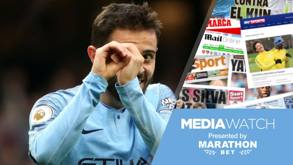 EYES ON THE PRIZE: Bernardo Silva says Manchester City are targeting more success this season