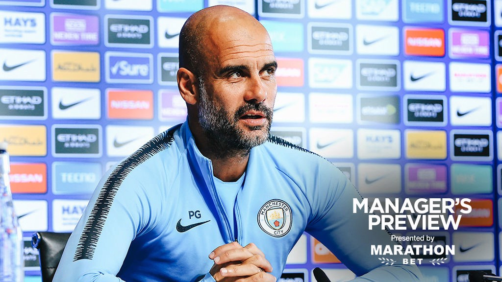 INJURY NEWS: Pep addressed the press on Friday afternoon