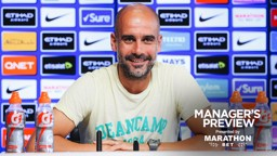 PREVIEW: Pep Guardiola speaks to the press ahead of our Premier League opener against Arsenal.