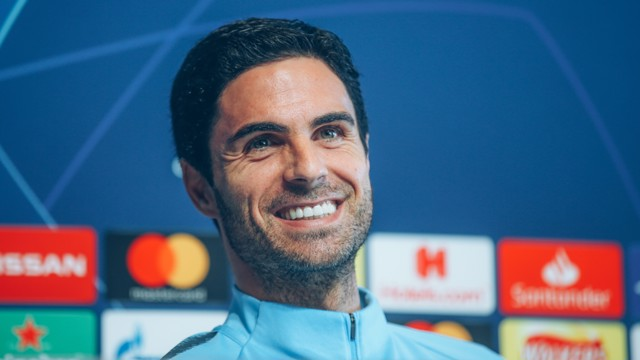 PREVIEW: Mikel Arteta stands in for Pep Guardiola.