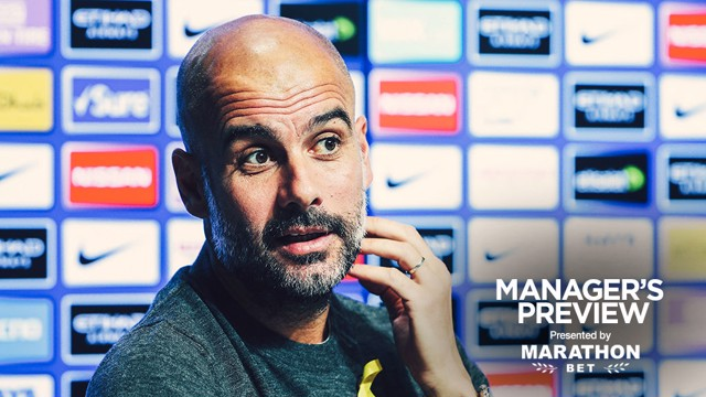 PREVIEW: Pep Guardiola addresses the media ahead of Liverpool v City.
