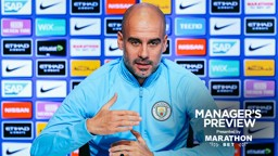 PREVIEW: Pep Guardiola addresses the media ahead of West Ham v City.