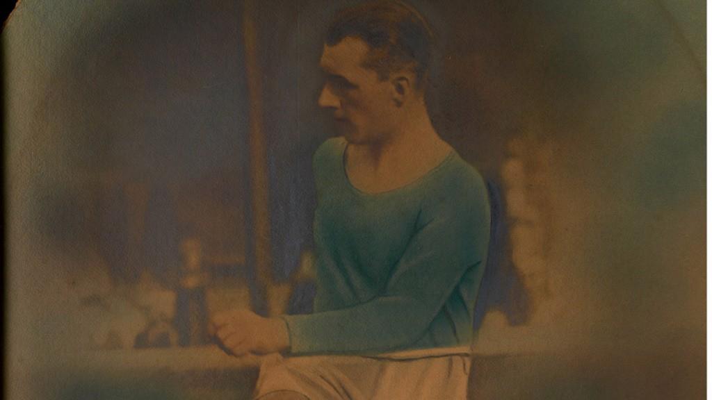 Portrait of Alec