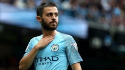 KEY FIGURE: Bernardo Silva has made a magnificent start to the 2018/19 season with Manchester City
