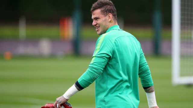 INTERVIEW: Ederson.