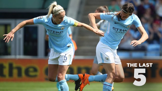 LAST 5: Everton Ladies v City.
