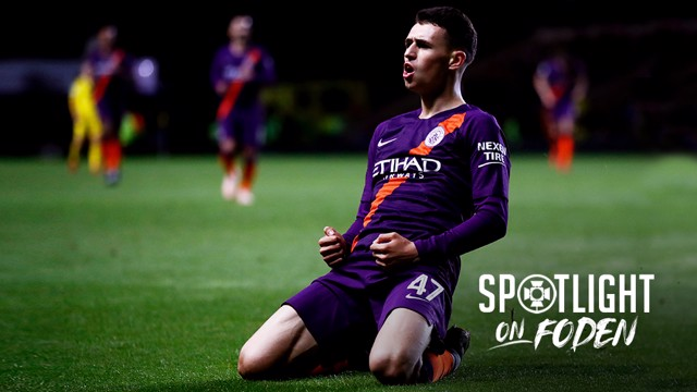 SPOTLIGHT: We focus on Phil Foden's performance against Oxford on Tuesday