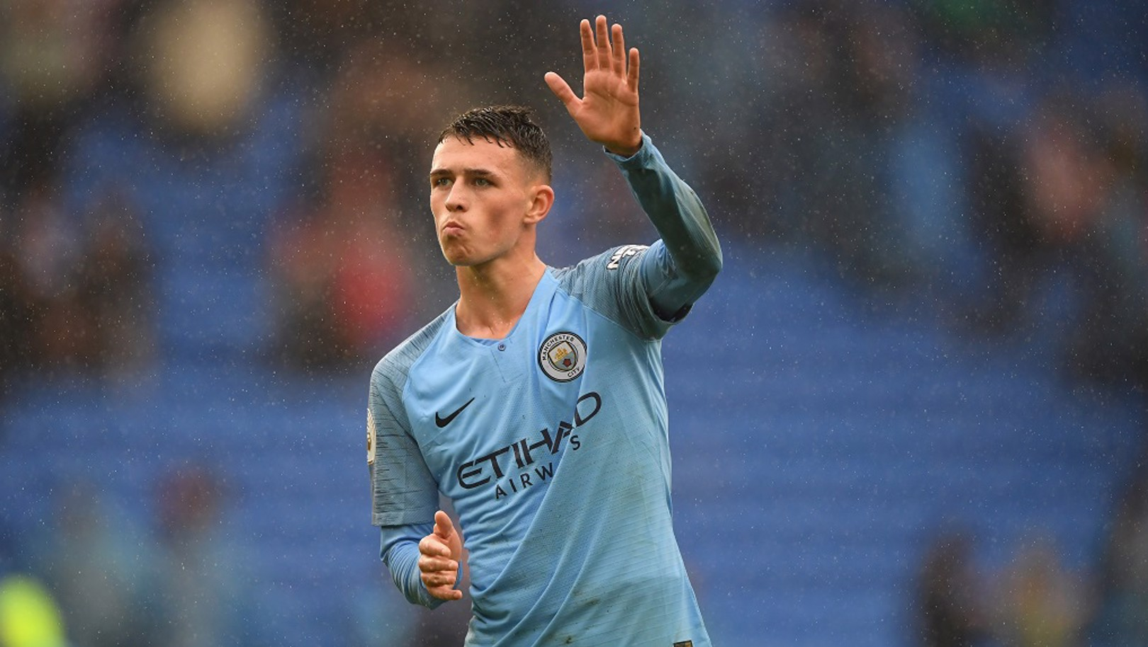 Foden, Muric and Diaz all start for City