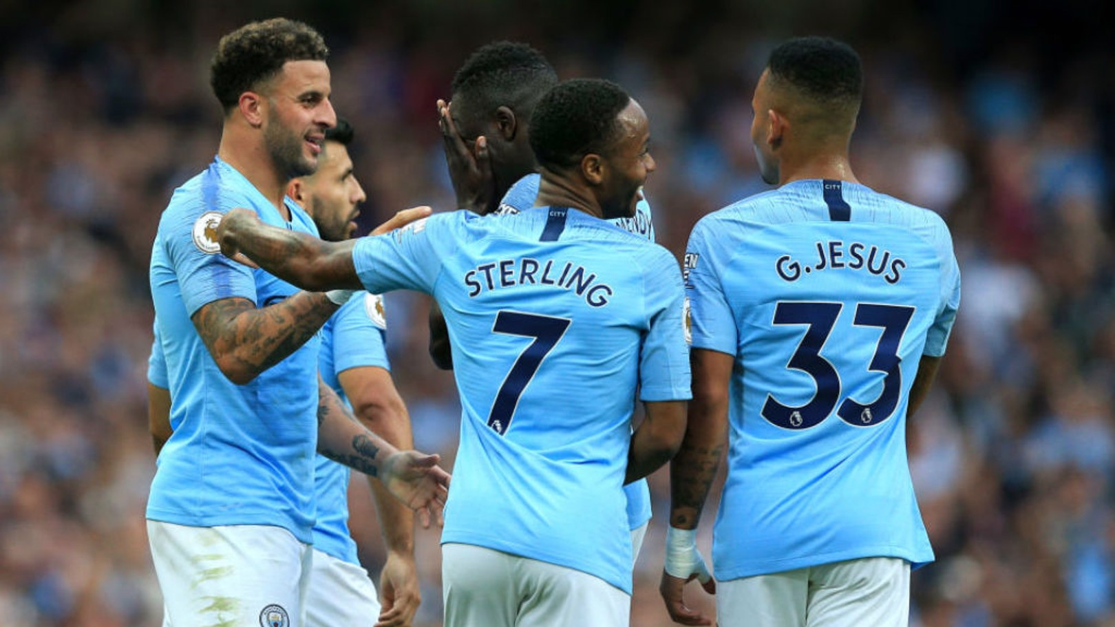 CITY-FULHAM: Quinta jornada de la Premier League.