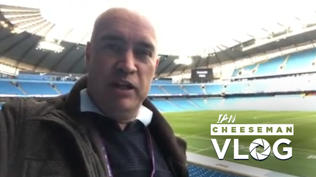 VLOG: Ian Cheeseman brings us the sights and sounds of the day as City beat Brighton
