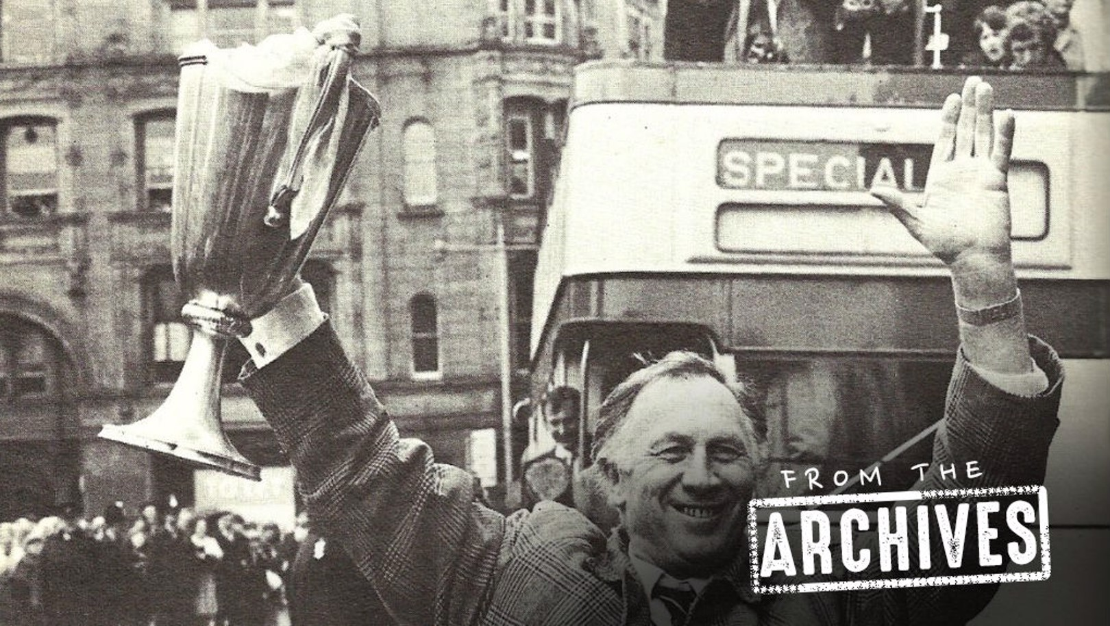 From the archives: Joe Mercer's timeless gift