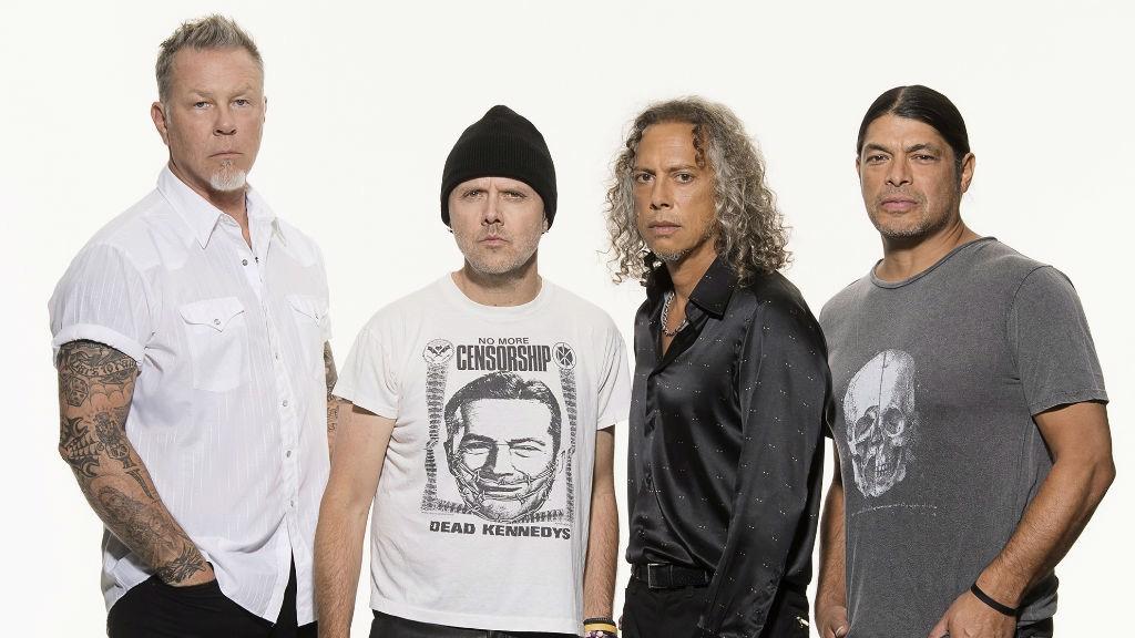 Metallica announce Etihad Stadium gig