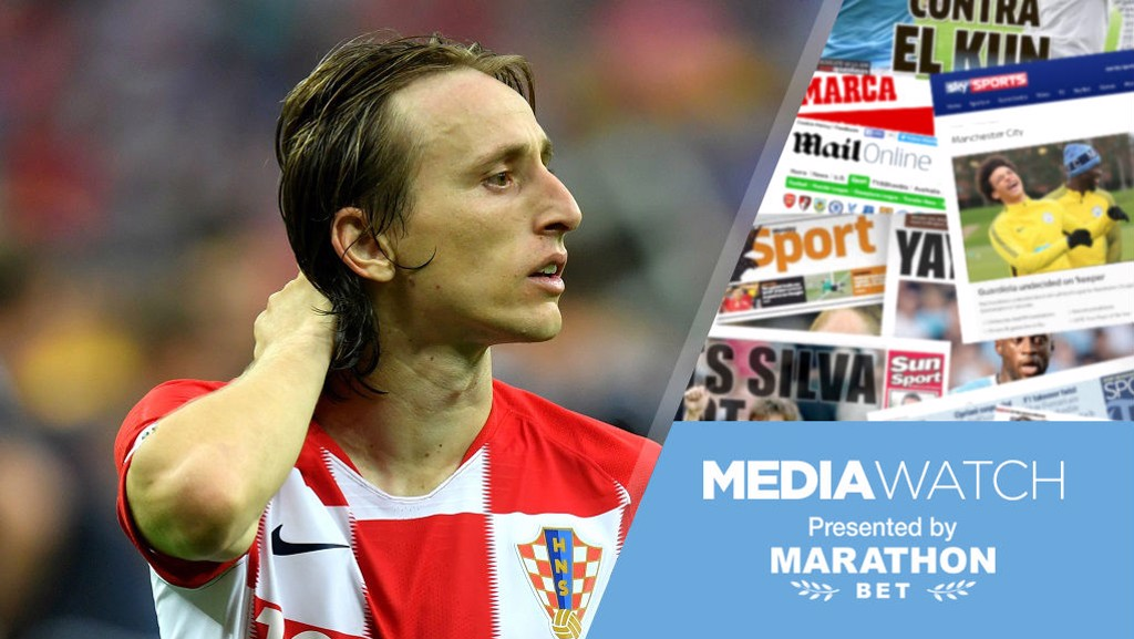 How Man City Missed Out On Luka Modric Manchester City Fc