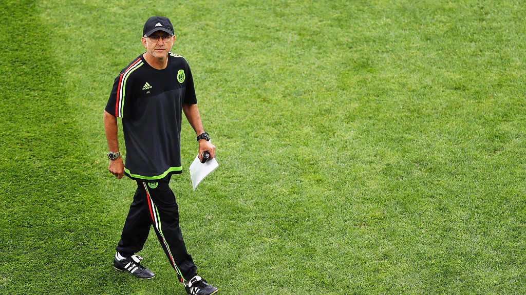MEXICAN WAVE: Juan Carlos Osorio stepped aside after Mexico's 2018 World Cup campaign