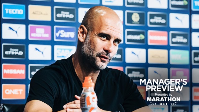 PRESS CONFERENCE: Pep Guardiola previews our visit to Bournemouth.