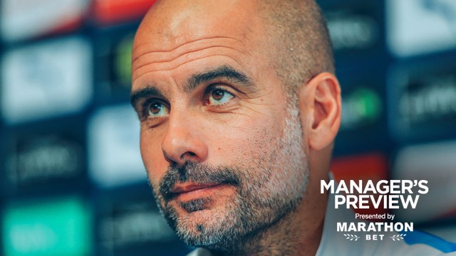 PREVIEW: Watch Pep discussing this weekend's trip to Norwich