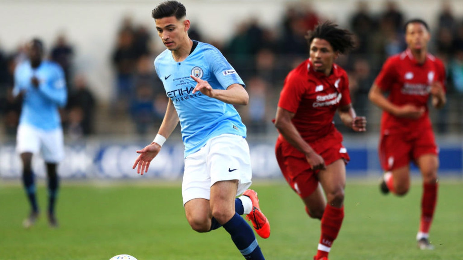 City U18s edged out in season finale