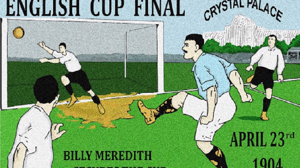 BILLY WHIZZ: Meredith was the superstar of his era