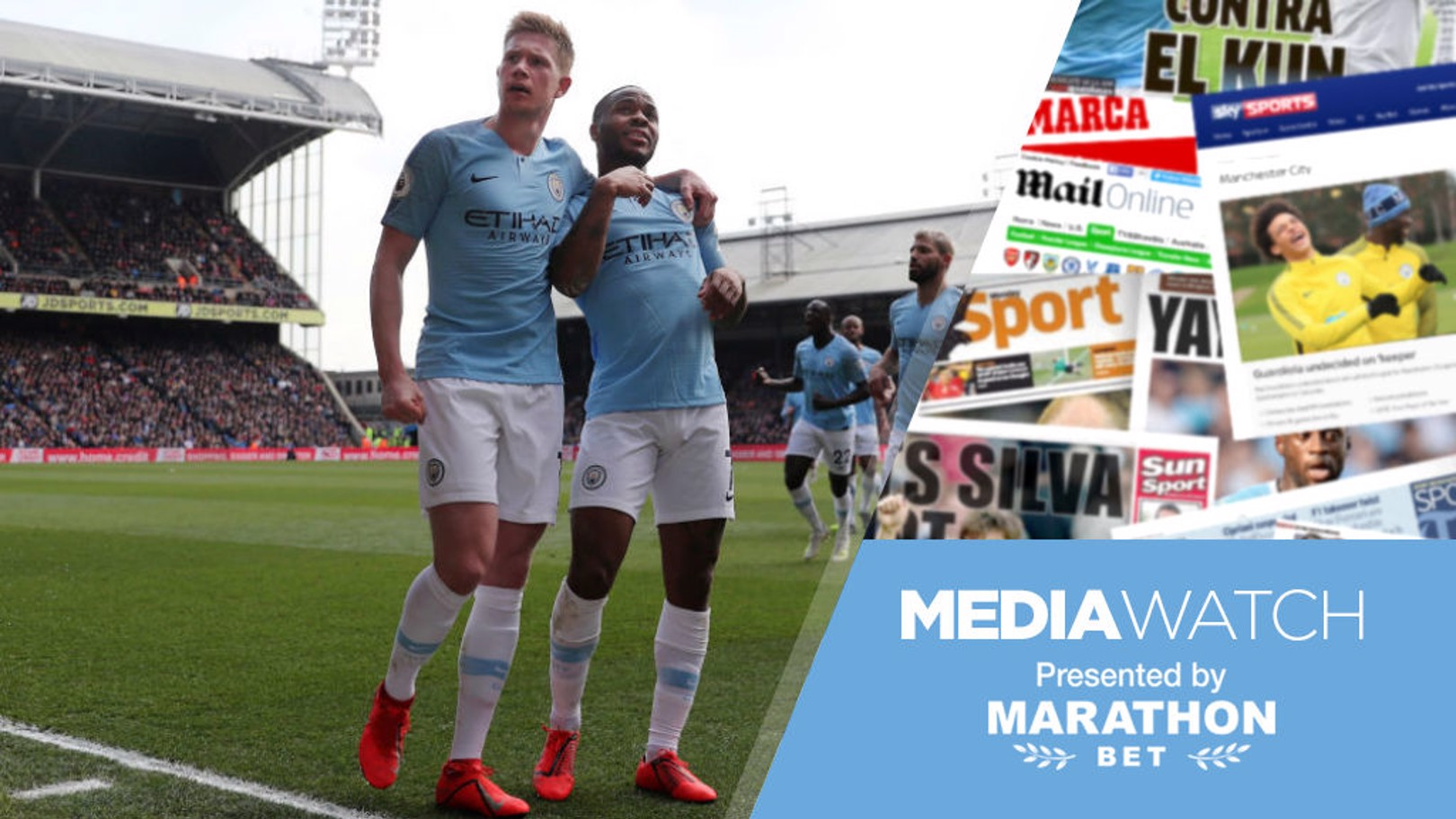 MEDIA WATCH: KDB has penned a fascinating article for The Players' Tribune